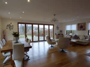Drewniane podłogi – ozdoba każdego wnętrza.