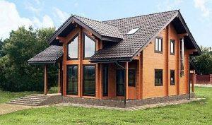 Budowa domu w technologii szkieletowej.