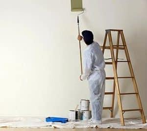 Wykończenie ścian wewnętrznych cz. 2 – malowanie